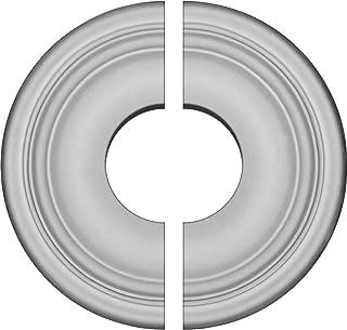 Ekena Millwork CM09MA2-03500 Maria Ceiling Medallion, 9 5/8