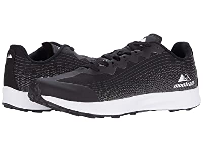 Columbia Montrail F.K.T.tm Lite (Black/White) Men