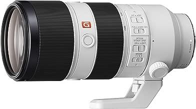 Sony FE 70-200mm f/2.8 GM OSS Lens (Renewed)