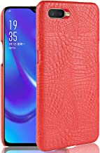 HualuBro for Oppo K1 / Oppo RX17 Neo/Oppo R15X Case, Premium PU Leather Ultra Slim Shockproof Back Bumper Phone Protective...
