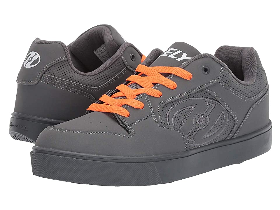 Heelys Motion Plus (Triple Charcoal) Boys Shoes