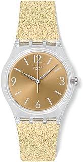 Swatch Women's Digital Quartz Watch with Silicone Bracelet - GE242C