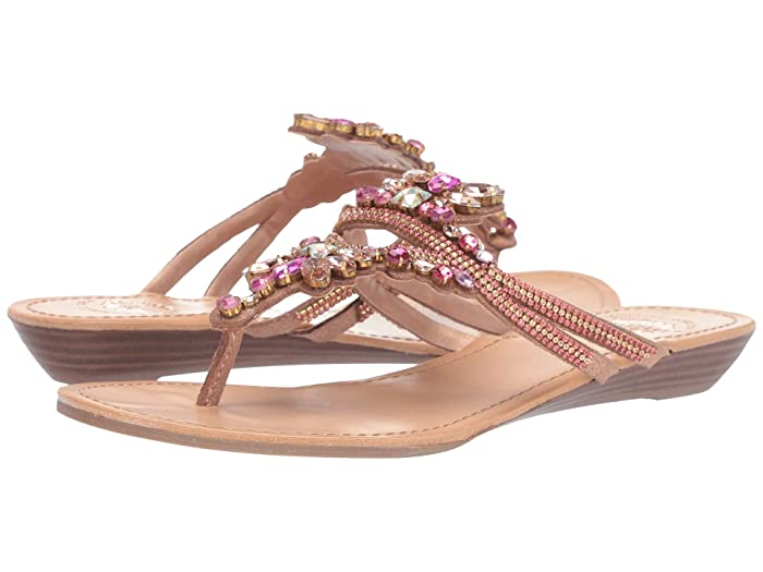 Yellow Box  P-Vanie (Rose Gold) Womens Sandals