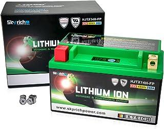 Skyrich HJTX14H-FP Batteria di avviamento, 12 V