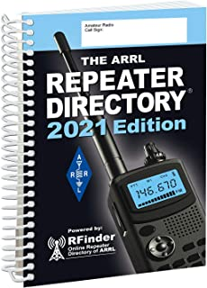 The ARRL Repeater Directory 2021 Edition