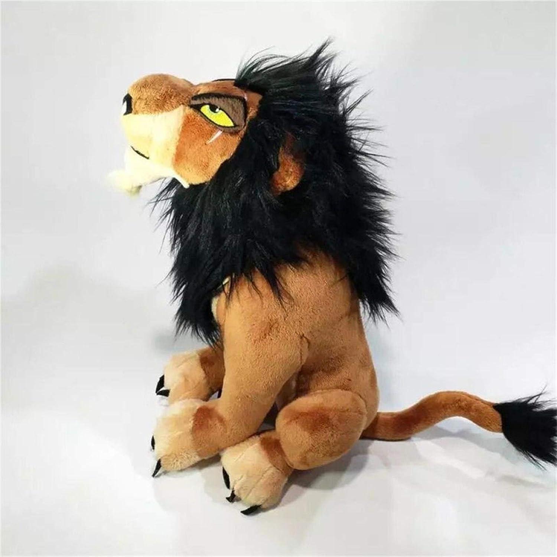 YYGQING Daily bargain sale The Lion Plush Toys Doll Simba St Large-scale sale Scar Imon Nana Stuffed