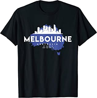Australia Melbourne Travel Gift Souvenir T-Shirt