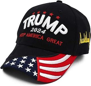 niedriges Profil einfarbig IIN Baseballkappe mit amerikanischer Flagge USA Papa-Hut f/ür M/änner und Frauen Milit/är Armee