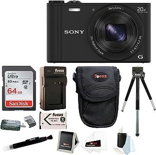 Sony Cybershot wx350デジタルカメラW / 64GB SDカードバンドル