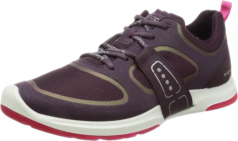 ECCO shoes Women's AMRAP Lace up shoes, Mauve, 37 EU 6-6.5 M US