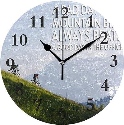 Zseeda Un Mal día en Bicicleta de montaña Silencioso sin tictac ...