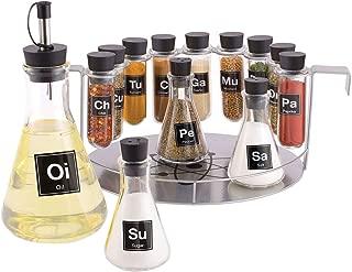 Wild Eye Designs Spice Rack Chemistry Set (Set of 14)