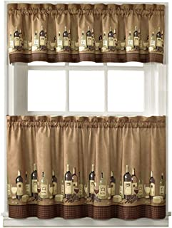 Best wine bottle curtains Reviews