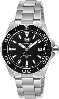 [タグ・ホイヤー] 腕時計 Aquaracer WAY111A.BA0928 メンズ 並行輸入品 シルバー