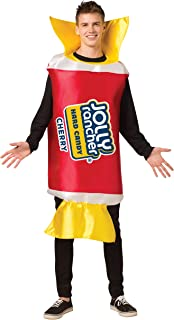 Adult Cherry Jolly Rancher Costume