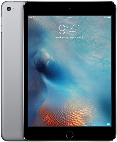 Apple iPad Mini 4 Tablet is Best For Smart Home