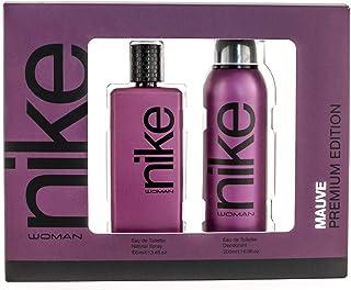 Nike - Mauve Estuche de Regalo para Mujer Eau de Toilette 100 ml y Desodorante en Spray 200 ml