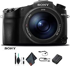 Sony Cyber-Shot DSC-RX10 III Camera DSCRX10M3/B Starter Kit