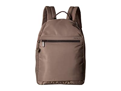 Hedgren Vogue Large RFID Backpack (Sepia/Brown) Backpack Bags