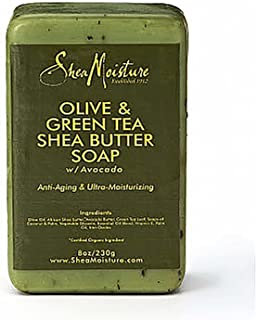 Best shea moisture olive and green tea bar soap Reviews