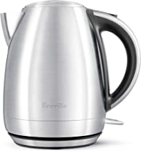 Breville Open Electric Kettle, Silver BKE445BSS
