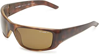 Arnette Hot Shot AN4182-06 219783 Matte Havana with Brown Polarised Lenses Men's Sport Sunglasses