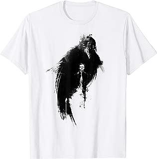 Edgar Allan Poe The Raven Nevermore T-Shirt