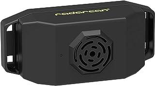 Radarcan® R-132 AntiPulgas y Garrapatas para Perros y Gatos, Pilas 2 x CR2540 (incluidas), Negro