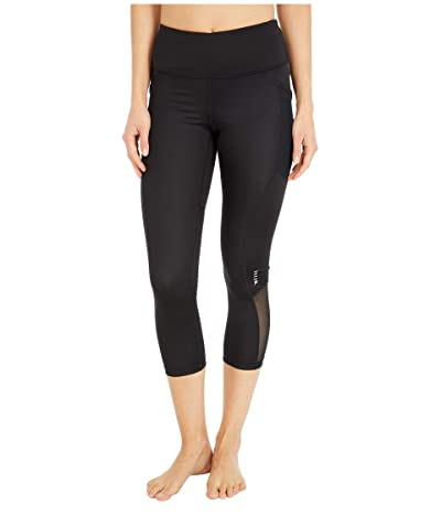 Fila Damaria 3/4 Leggings (Black) Women