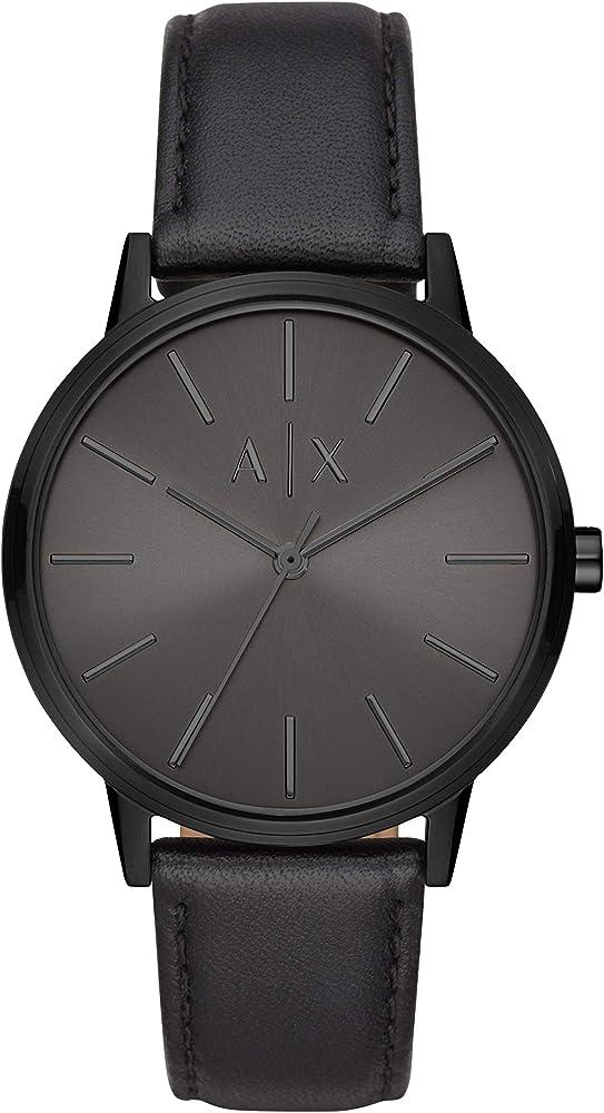 Armani exchange orologio analogico  uomo AX2705