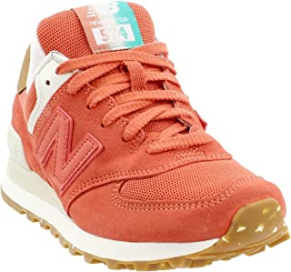 New Balance Women's WL574 Canvas Pack Sneaker