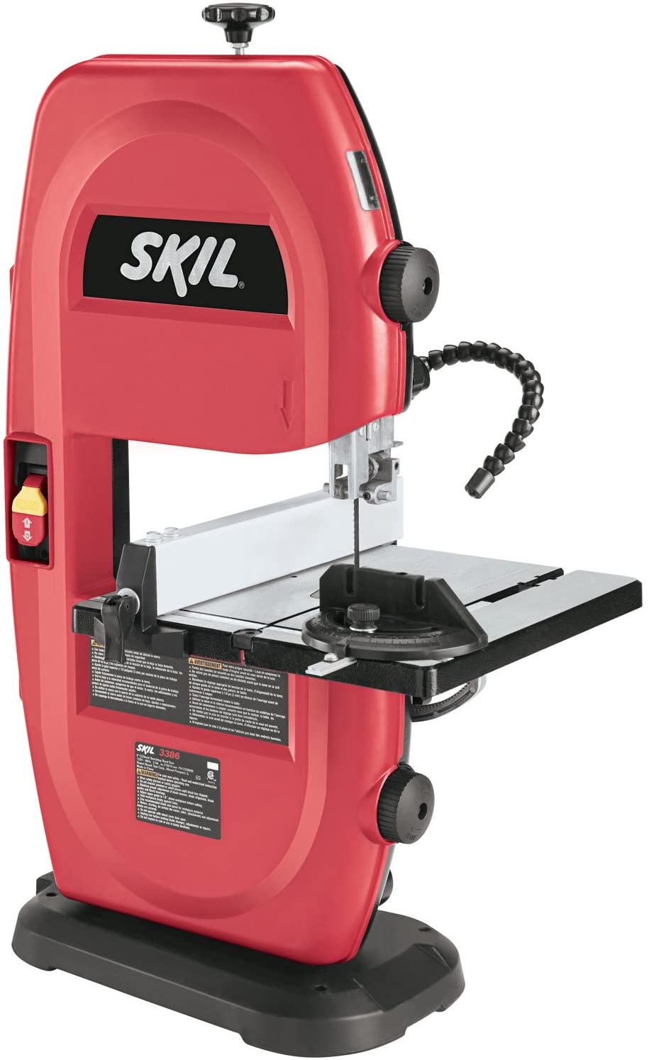 SKIL 3386-01 120-Volt Band Saw with Light