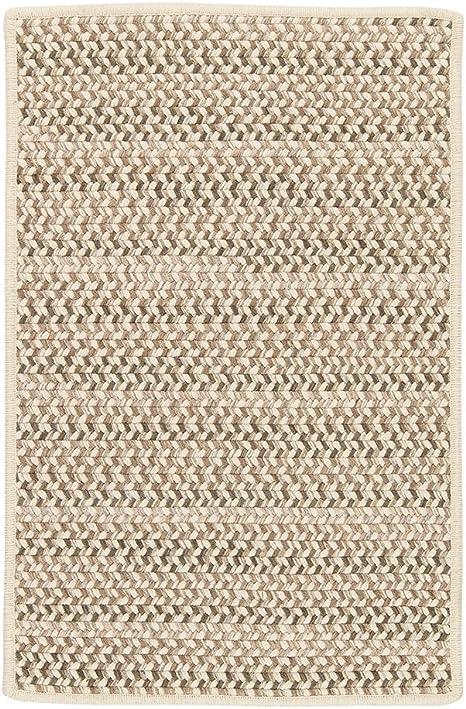 Amazon Com Chapman Wool Rugs 2 X 4 Natural Furniture Decor