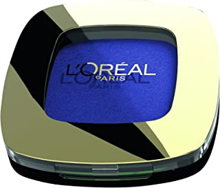 L'Oreal Paris Eyeshadow 405 The Big Blue, 0.12 oz, Pack of 1