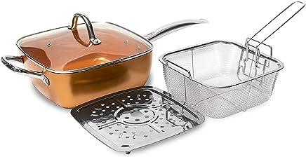 Amazon.es: Thulos - Sartenes y woks: Hogar y cocina