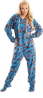 a3b290b25c5a Amazon.com  Superheroes - Sleep   Lounge   Women  Clothing
