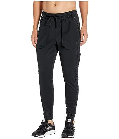 New Balance NB Heat Loft Pants (Black) Men