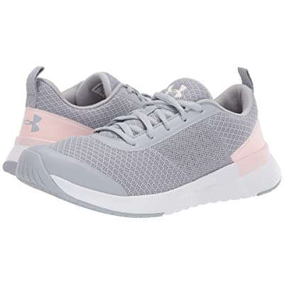 Under Armour UA Aura Trainer (Mod Gray/Orange Dream/Mod Gray) Women