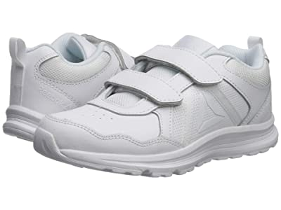 Reebok Kids Almotio 4.0 LTR 2V (Little Kid) (White) Kids Shoes