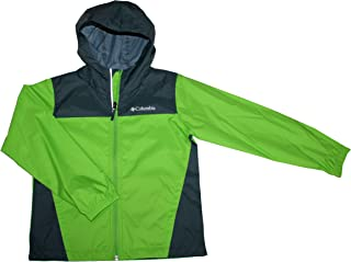 Columbia Youth Boys Shell Windbreaker Hooded Jacket