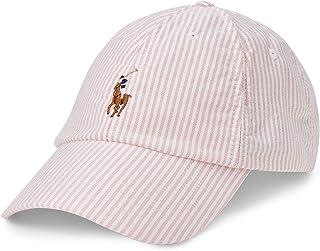 قبعة اوكسفورد مقلمة للرجال من بولو رالف لورين