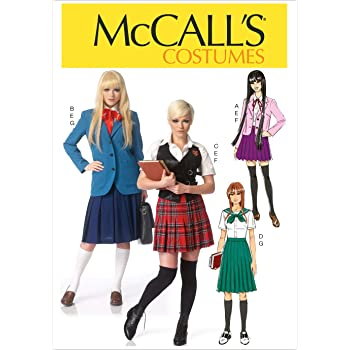 Simplicity Ladies Sewing Pattern 8160 Effy Sews Cosplay Costume Simplicity-8...