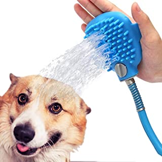 Meric Pet Grooming and Bathing Sprayer, Ideal for Dogs with Rough Coats Or Undercoats, Time and Water, Makes Baths Fun and...