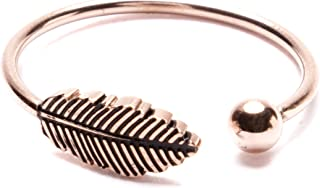 Best gold feather ring Reviews