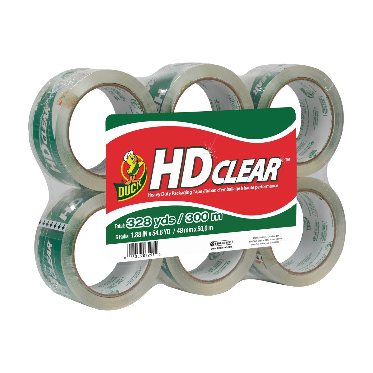 Duck Clear Packing Refill 441962