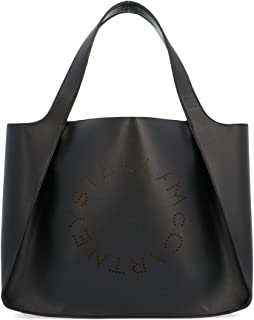 Luxury Fashion | Stella Mccartney Womens 502793W85421000 Black Tote | Season Permanent