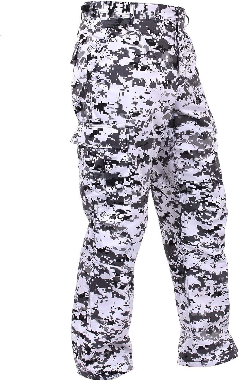 Rothco Camo Tactical Large-scale sale Seasonal Wrap Introduction BDU Cargo Pants Military