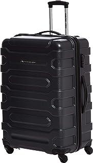 High Sierra Bighorn Hardside Spinner Luggage 81cm with 3 digit Number Lock - Black