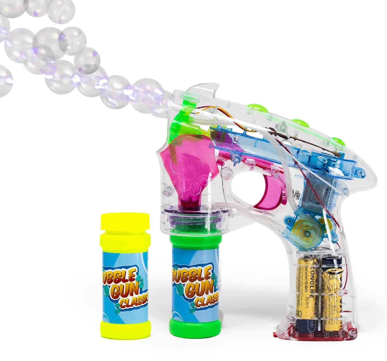 Bubble Gun Blower Kids 2 0