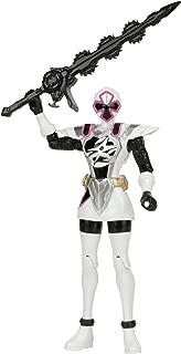 Power Rangers Ninja Steel 5-Inch Ninja Master Mode White Ranger Figure